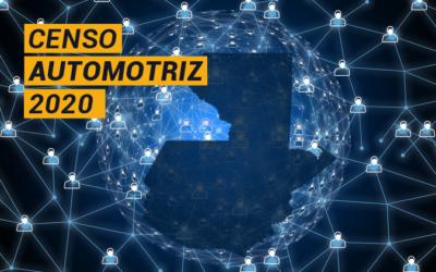 Censo Automotriz Guatemala 2020